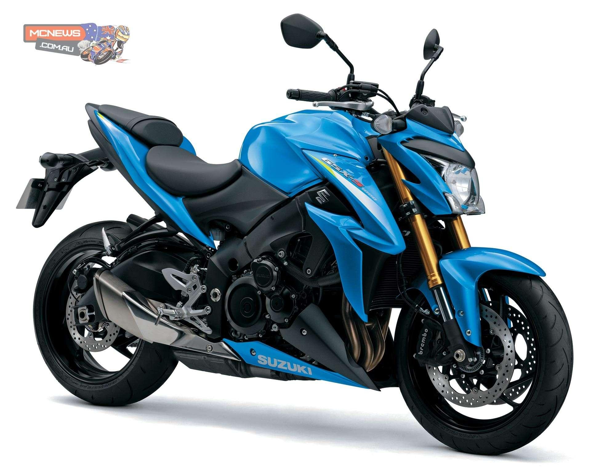 Suzuki GSX et GSXS 1000 ... - Page 4 Suzuki11