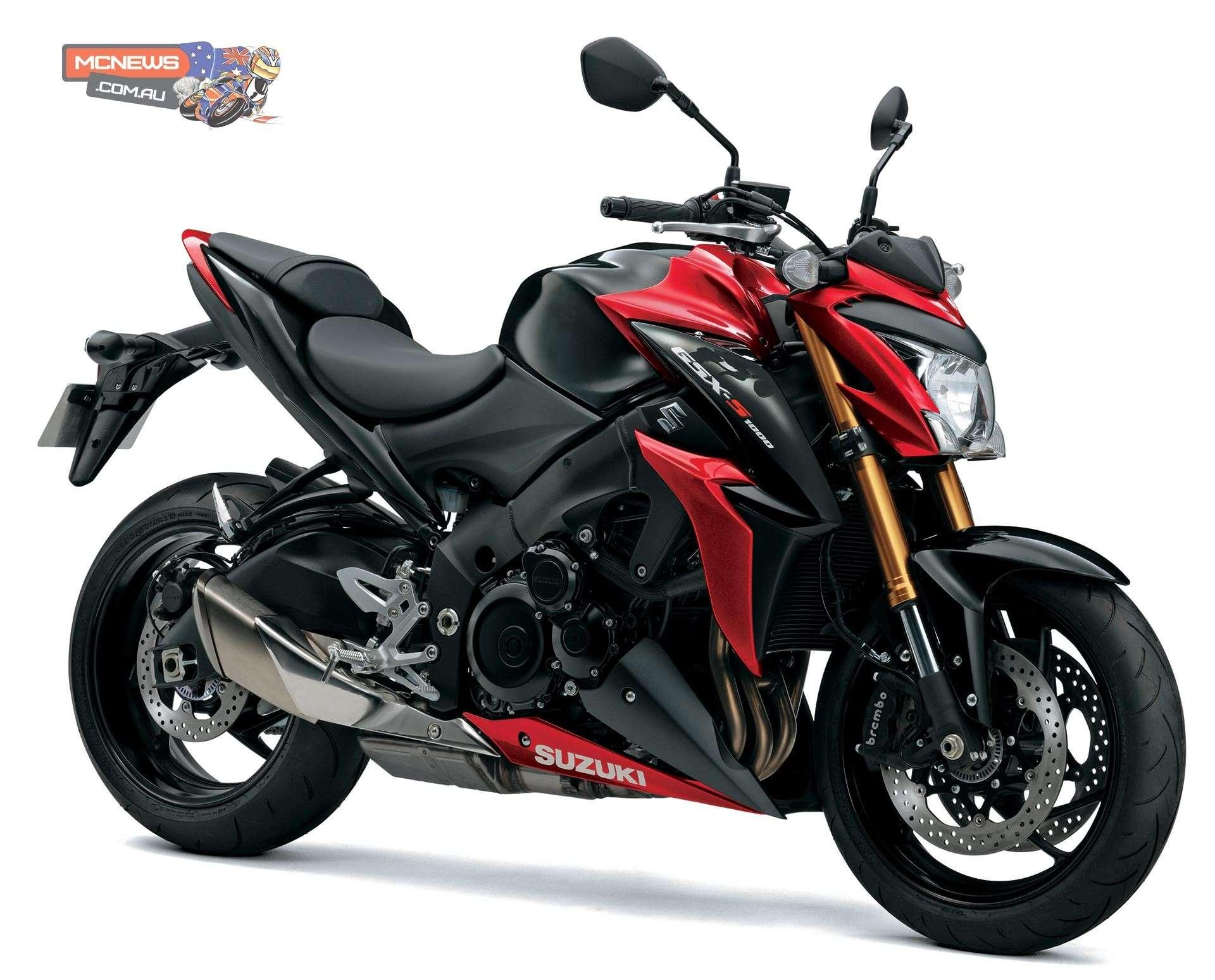 Suzuki GSX et GSXS 1000 ... - Page 4 Suzuki12