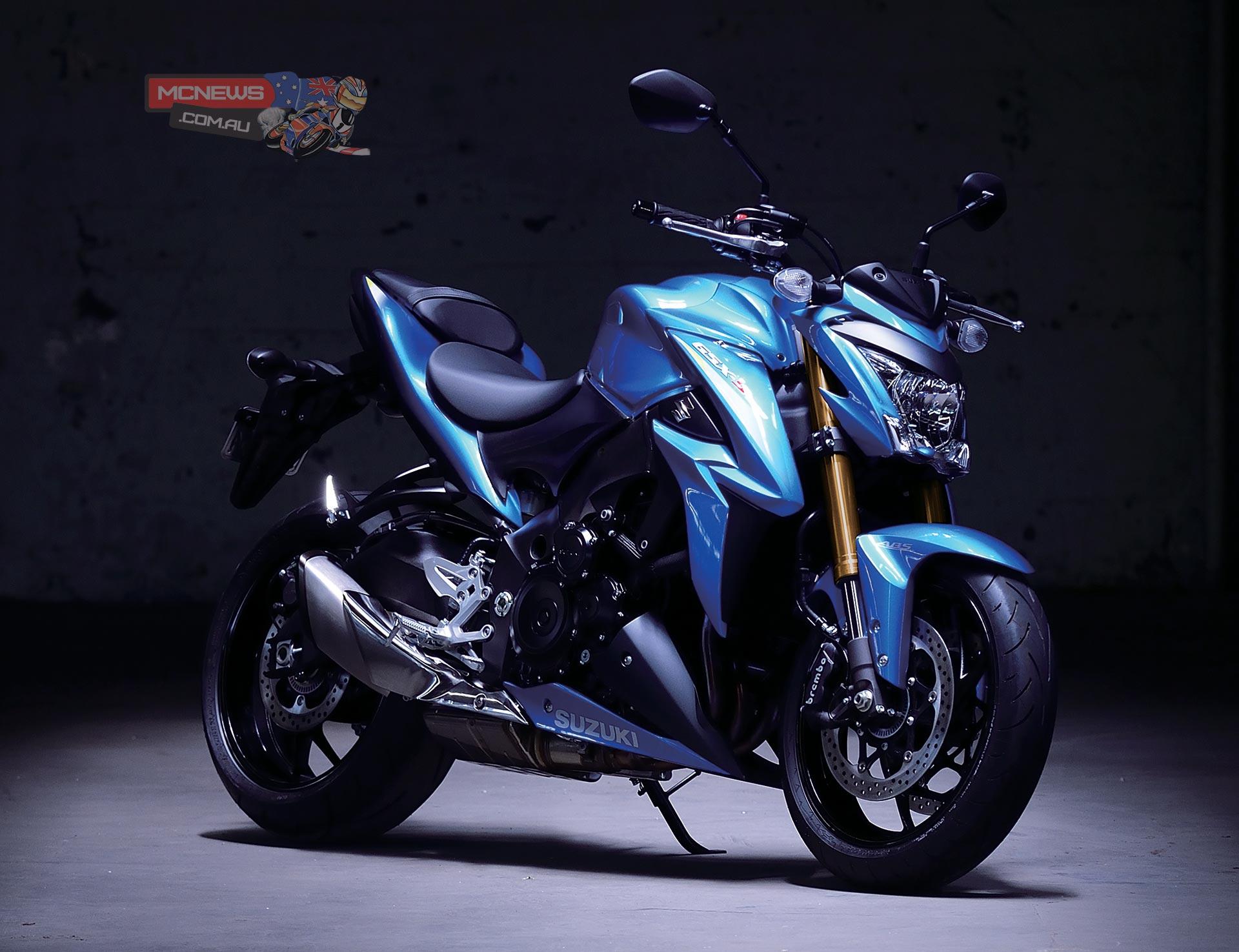 Suzuki GSX et GSXS 1000 ... - Page 4 Suzuki13