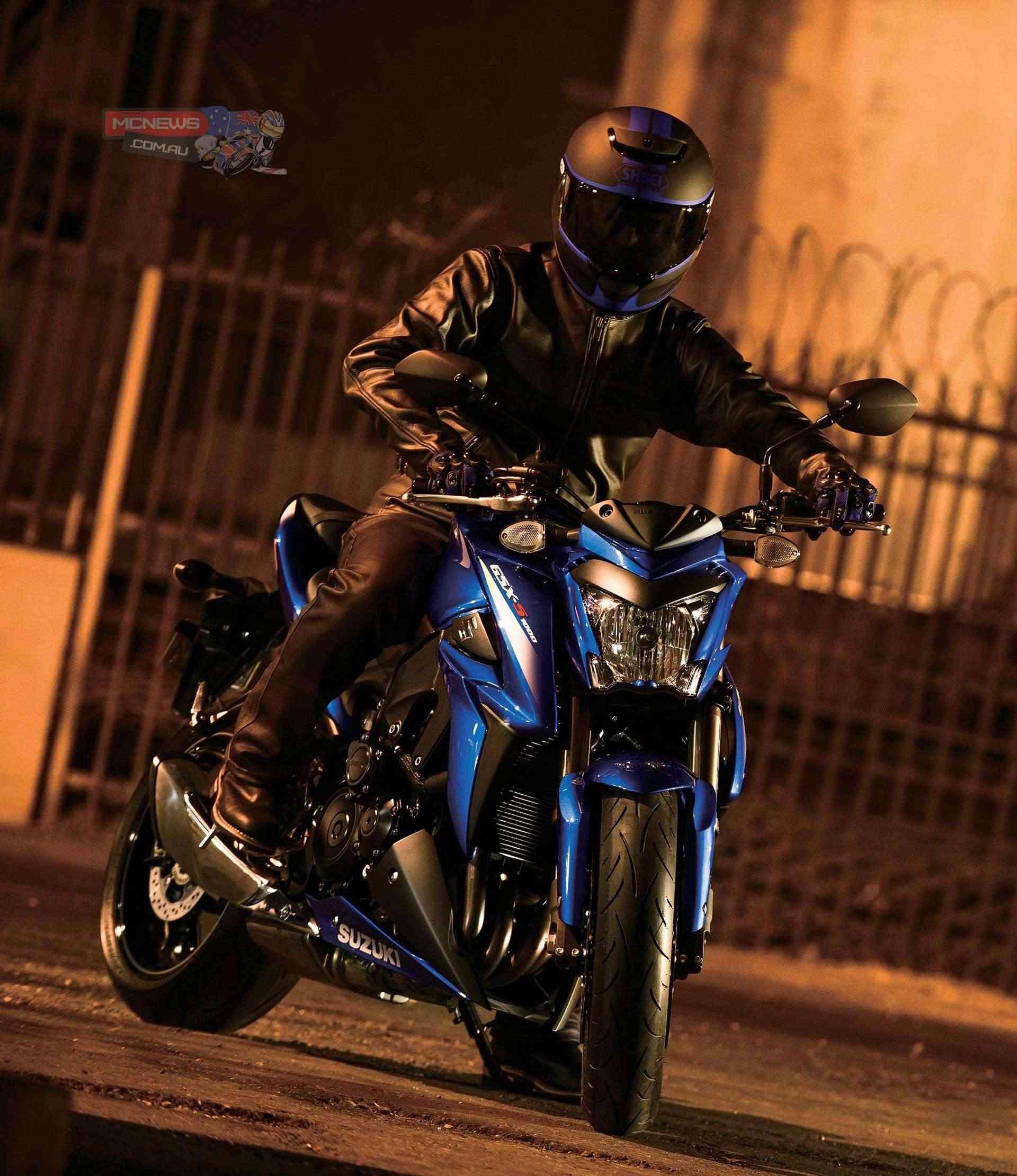 Suzuki GSX et GSXS 1000 ... - Page 4 Suzuki15