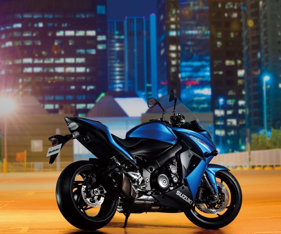 Suzuki GSX et GSXS 1000 ... - Page 4 Suzuki17