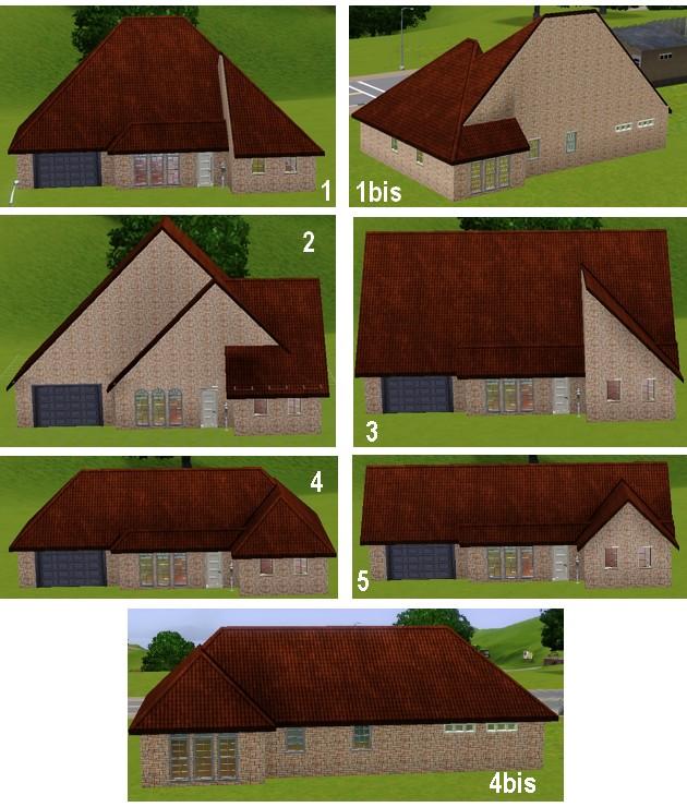 [Fiche] Conseils pour des toits personnalisés. Toits110