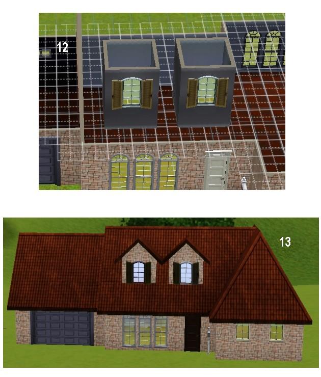 [Fiche] Conseils pour des toits personnalisés. Toits310