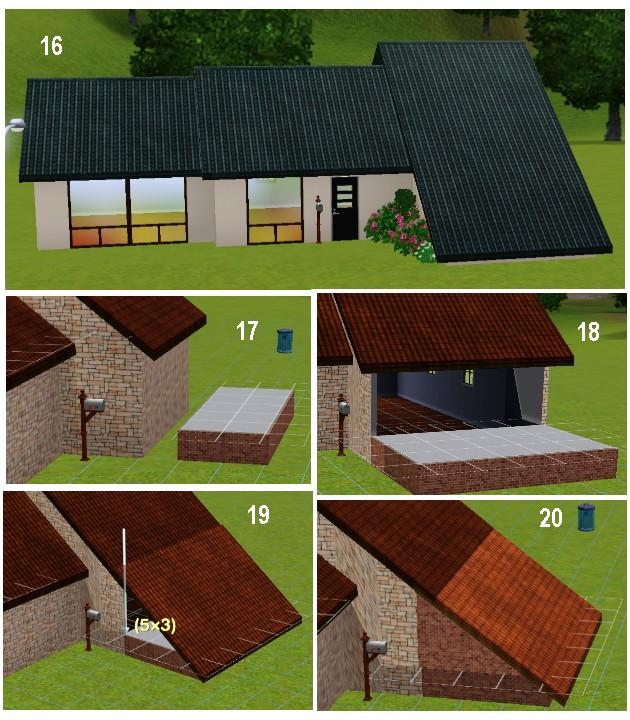 [Fiche] Conseils pour des toits personnalisés. Toits510