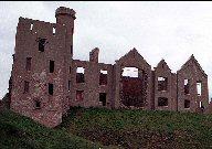 Slains Castle est-il maudit ?  Slains10