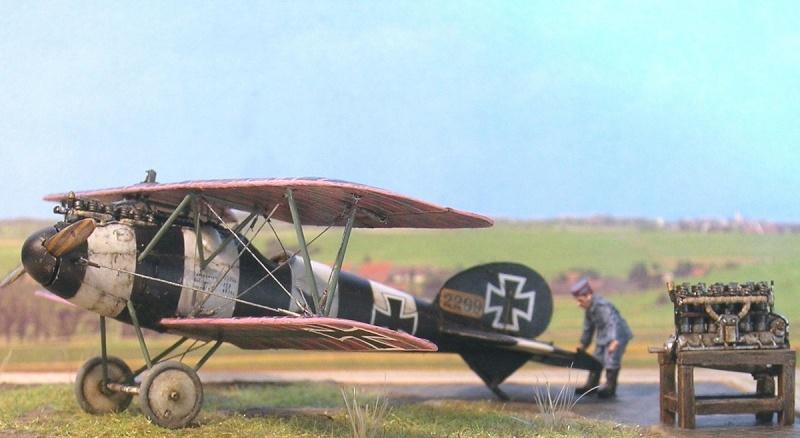 Albatros D-V 1/72 Albatr11