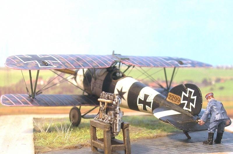 Albatros D-V 1/72 Albatr13