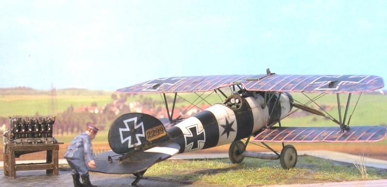 Albatros D-V 1/72 Albatr14