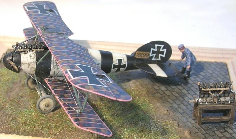 Albatros D-V 1/72 Albatr21