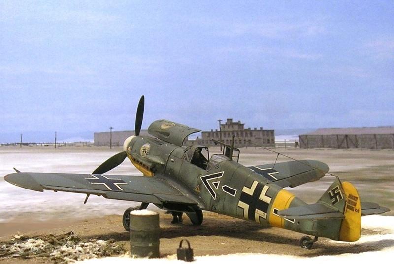 Messerschmitt Bf109F2 1/72 Bf109f17