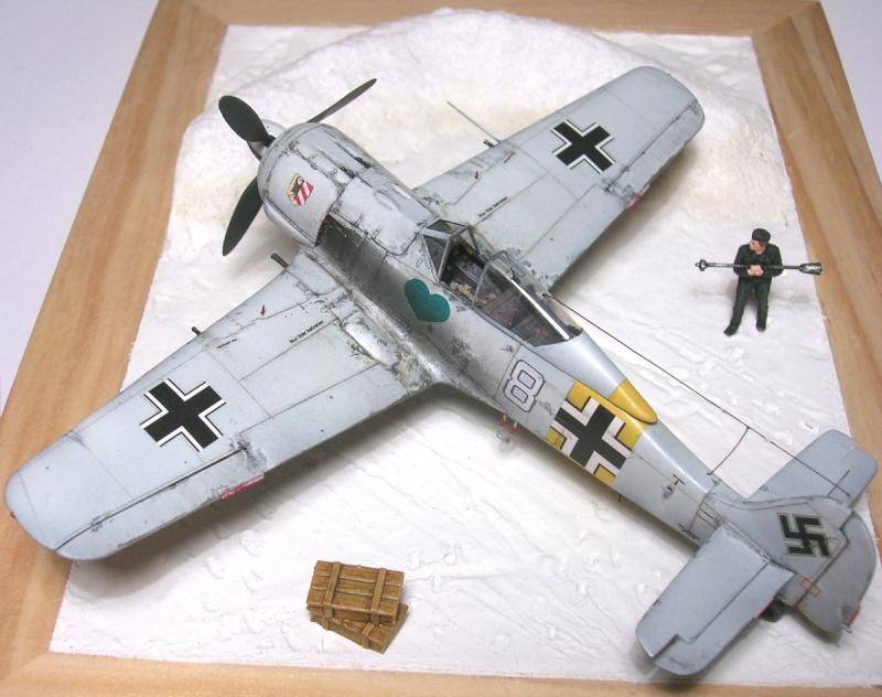 Fw190A4 I/JG54 Walter Nowotny / Tamiya 1/72 Fw190a50