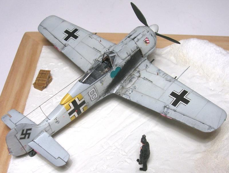 Fw190A4 I/JG54 Walter Nowotny / Tamiya 1/72 Fw190a51