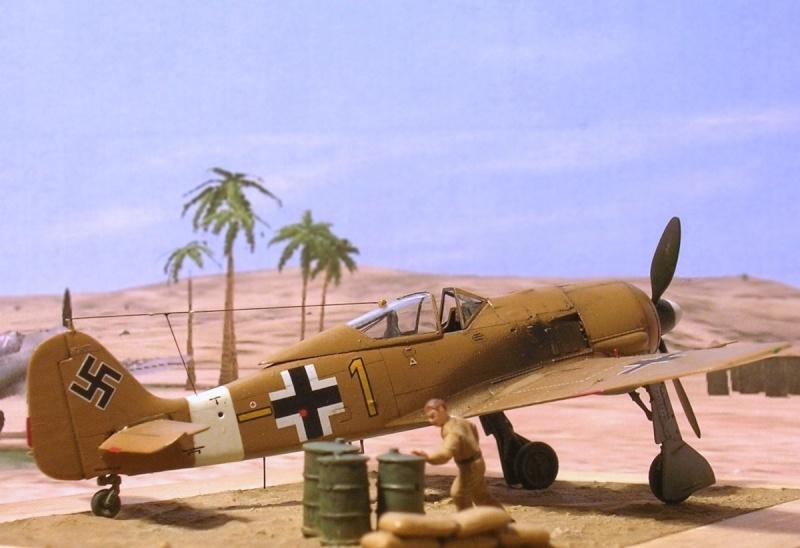 Fw190A4 II/JG2 Erich Rudorffer / Tamiya 1/72 Fw190a61