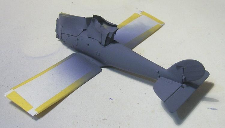 Montage: deux Pfalz D-III / D-IIIa et demi,  1/72 - Page 2 Monta112