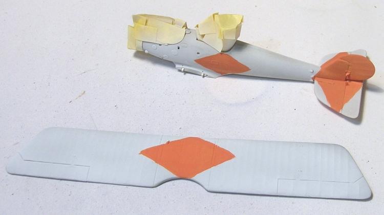 Montage: deux Pfalz D-III / D-IIIa et demi,  1/72 - Page 2 Monta113