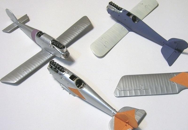 Montage: deux Pfalz D-III / D-IIIa et demi,  1/72 - Page 2 Monta117
