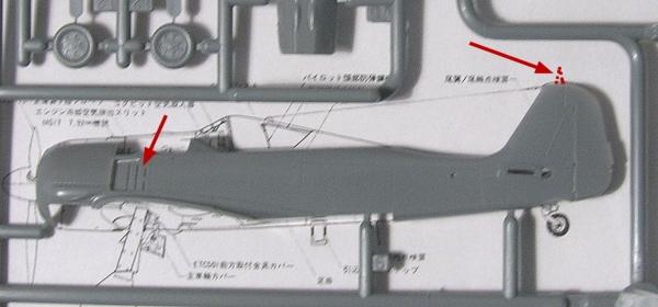 Montage: trio de Fw190A3/A4 1/72 Montag34