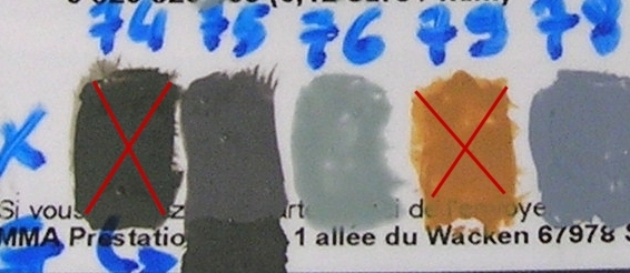 Montage: trio de Fw190A3/A4 1/72 - Page 2 Montag60