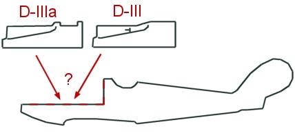Deux Pfalz D-III / D-IIIa et demi,  1/72 Plan10