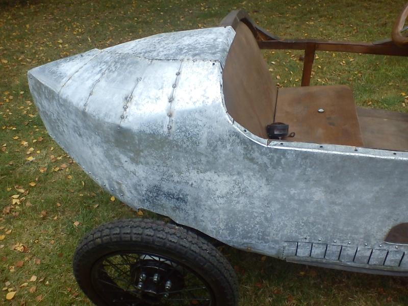 Construction d'un cyclecar Peugeot sur quadrilette 1928 06_08_16