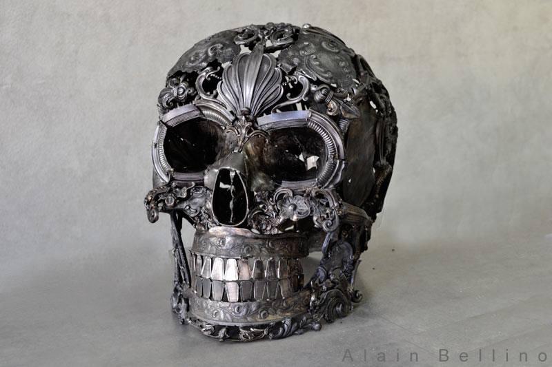 Alain Bellino, l'art subtil de la soudure sur métaux 116
