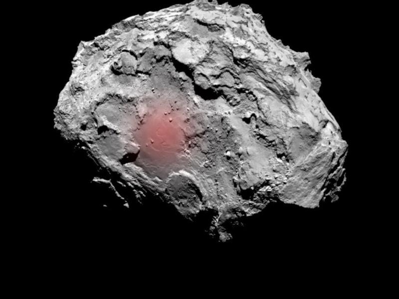 Rosetta : Mission autour de la comète 67P/Churyumov-Gerasimenko  2_chur10