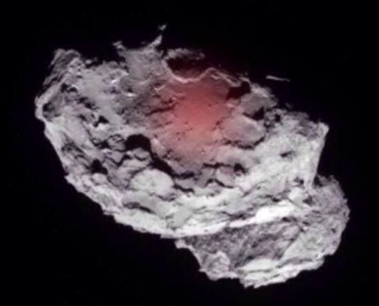 Rosetta : Mission autour de la comète 67P/Churyumov-Gerasimenko  3_chur10