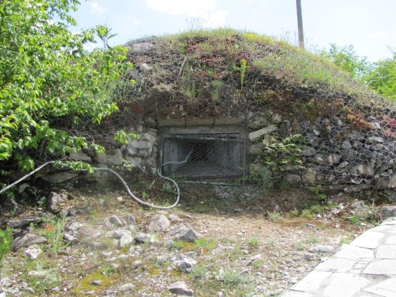 bunker en GRECE Fort_l13