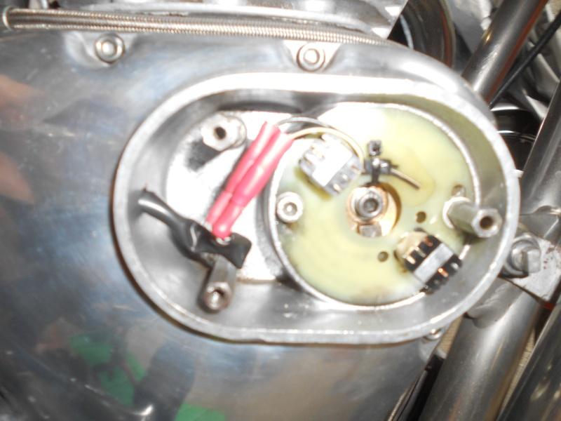 température moteur . Distri12