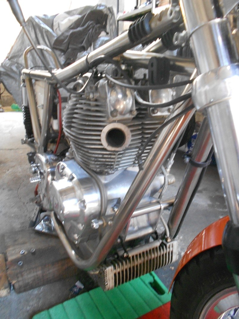 RICKMAN CR 900 Radiat14