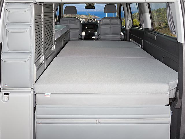 Mercedes Viano Marco Polo VS Volkswagen T5 California !!! 53310