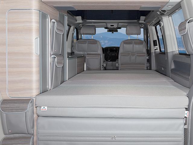 Mercedes Viano Marco Polo VS Volkswagen T5 California !!! 94310