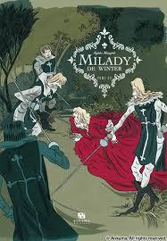 Milady de Winter, Agnès Maupré.   Images14