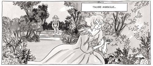 Milady de Winter, Agnès Maupré.   Maupre10