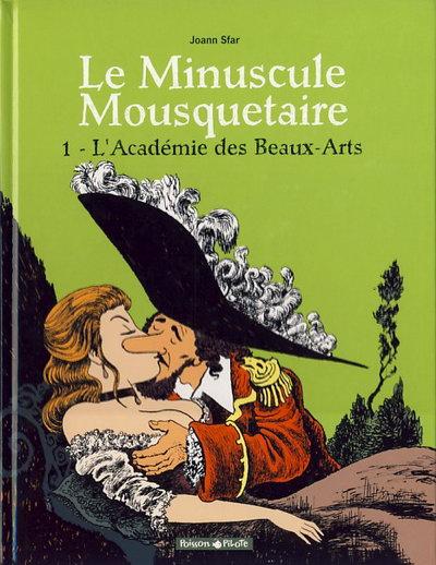 Le minuscule mousquetaire (Joan Sfar). Minusc10