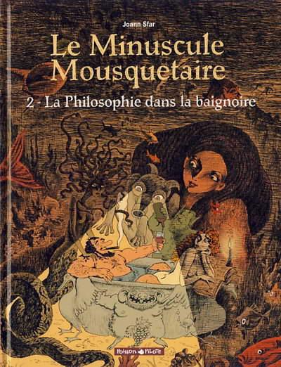 Le minuscule mousquetaire (Joan Sfar). Minusc11