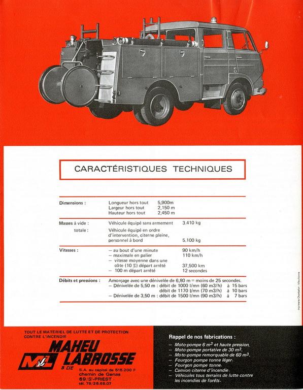 Les pompiers : MAHEU - LABROSSE 3b309210