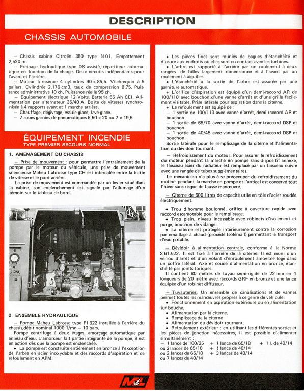 Les pompiers : MAHEU - LABROSSE E503d010