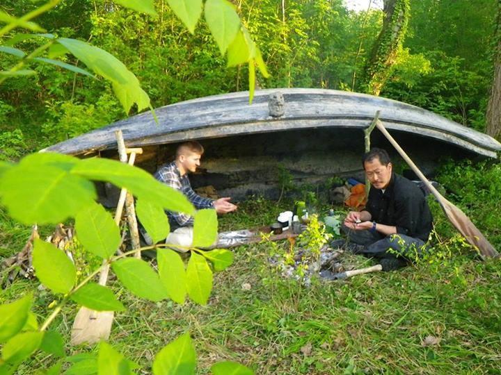 CUISINE SAUVAGE: Interview de John C par l'équipe du forum Nature&survie Daroo-10