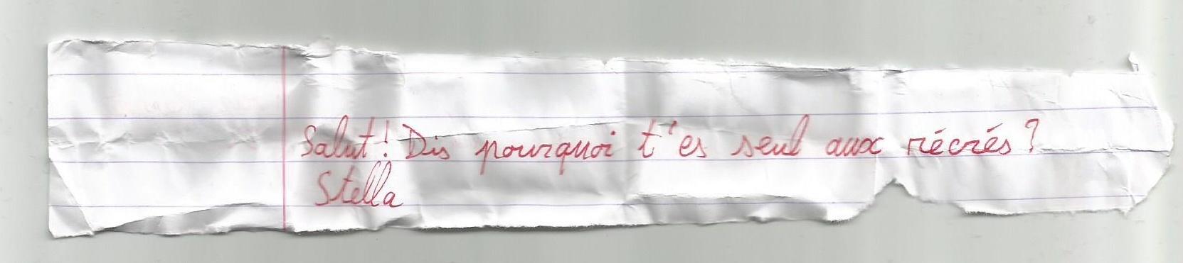 [Fan-art du VdF] Les petits mots en classe Billet12