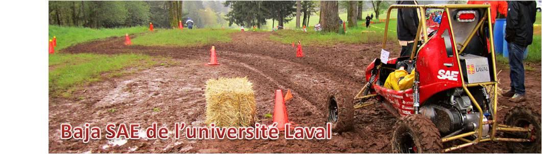 Baja SAE de l'Université Laval