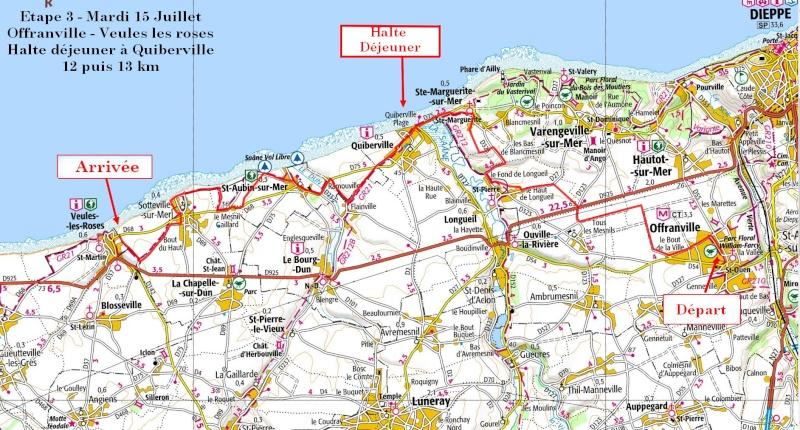 """13 au 17 juillet - Randonnée attelage """"Baie de Somme-> Baie de Seine !"""" - Page 2 Etape313"""