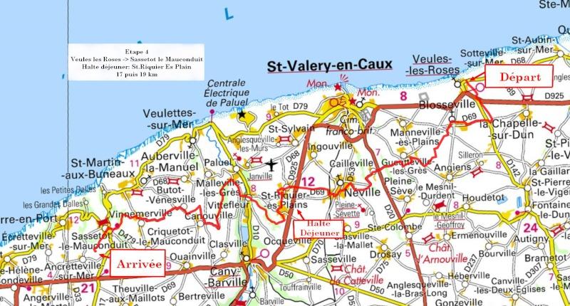 """13 au 17 juillet - Randonnée attelage """"Baie de Somme-> Baie de Seine !"""" - Page 2 Etape410"""