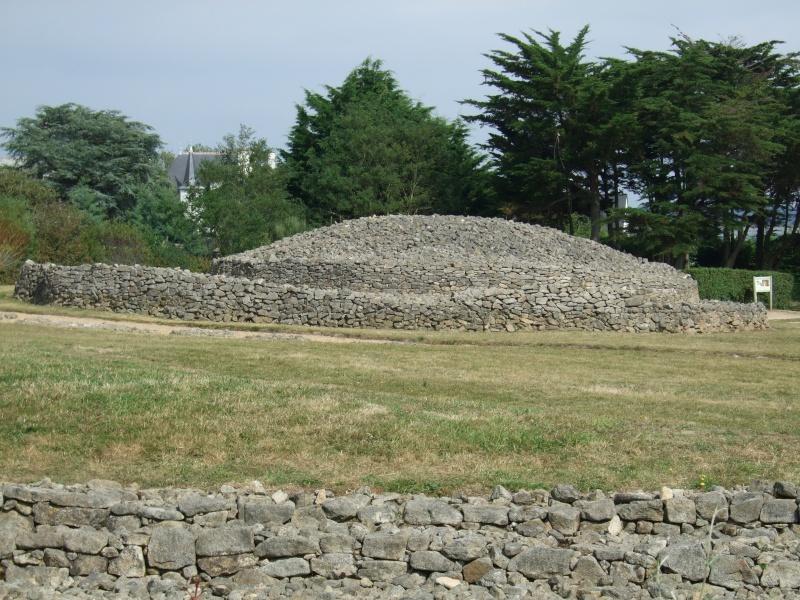 Les sites mégalithiques de Locmariaquer Dscf0610