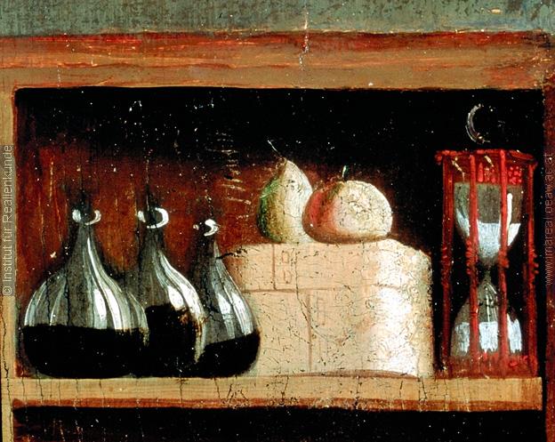 artefacts et représentation de sabliers / hour glass 70010510