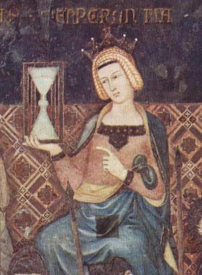 artefacts et représentation de sabliers / hour glass Ambrog10