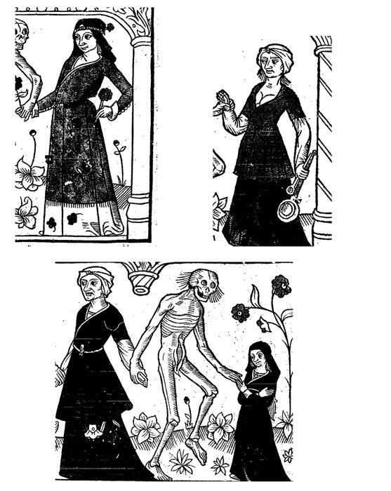 représentations de manteau mantel féminin et ou capes Modele10