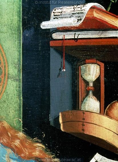 artefacts et représentation de sabliers / hour glass Sablie10