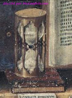 artefacts et représentation de sabliers / hour glass Sablie12