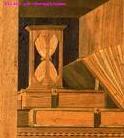 artefacts et représentation de sabliers / hour glass Sablie13